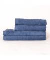 Toalla Algodón 550 Gr/m2 Azul - Medidas Toallas - 70cm X 140cm (ducha)