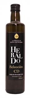 Selección Cd, 6 Botellas 500ml. Aceite De Oliva Virgen Extra Picual (jaén)