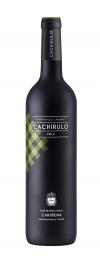 Cachirulo 2016, Vino Tinto Tempranillo-cabernet, Caja 6 Botella