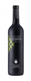 Estuche Degustacion Vino Tinto Cachirulo,  3 Botellas