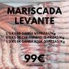 Mariscada Lenvante Especial Plancha 1,5kg