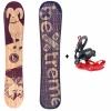Pack Snowboard Spark 145 Bextreme 2020 + Fijaciones  Talla 44-46