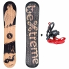 Pack Snowboard Twist Bextreme 2020 + Fijaciones  Talla 42-44