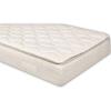 Pack Colchón Pillow Top 33 Cm + Canapé Wengué 150x190 Cm. Pikolin