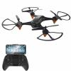 Drone Con Camara 720p Hd  Eachine E38 Wifi  Gps Ultraligero - 2baterias