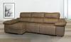 Sofa Chaise Longue 3 Plazas 289 Cm Color Piedra Ref-09