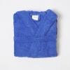 Albornoz Niño Colors Azulina - Medidas Albornoces - 10