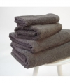 Toalla Algodón Pima 600 Gr/m2 Carbón - Medidas Toallas - 70cm X 140cm (ducha)