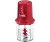 Moulinex At714g32 0.5l 500w Rojo Picadora Eléctrica De Alimentos