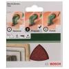 Accesorios Bosch - Abrasivo Delta Autoagarrante 82mm / G80