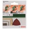 Accesorios Bosch - Abrasivos Delta Autoagarrables 82mm / G120