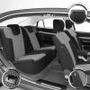 Fundas De Asientos De Coche - A Medida  Para Peugeot 208 (03/2012 Hasta 2018)