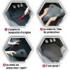 Alfombrillas Para Coche - A Medida Para Renault Scenic 3 (02/2009 Hasta 12/2016) - 3 Uds. - Modelo Luxe