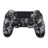 Actecom Funda Carcasa + Grip Silicona Camuflaje Gris Mando Sony Ps4 Playstation 4
