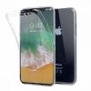 """Actecom Funda 360 Doble Gel Silicona Transparente Para Iphone X/xs 5,8"""" Delantera Y Trasera"""
