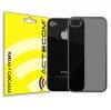 Actecom Funda Carcasa Termoplastica Gel Iphone 4 Negra Oscura Protector