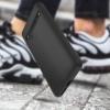 Carcasa Protectora Tcl 10 Pro De Silicona Flexible – Negro