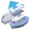 Amibot Spirit Ice H2o - Robot Aspirador Y Friegasuelos