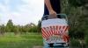 Nevera Portátil Para Playa Piscina Camping Acampada  Cooler 29l Retro Car