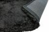 Beneffito - Plush  Alfombra Ultimate Shaggy - 70 X 140 Cm - Negro