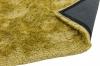 Beneffito - Plush  Alfombra Ultimate Shaggy - 70 X 140 Cm - Amarillo