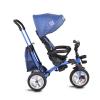 Triciclo Infantil Plegable, Reclinable Y Giratorio Scar Azul De Byox