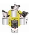 Silla De Auto Pegasus Isofix 0-36kg Con Pata De Apoyo Dark & Light Grey De Lorelli