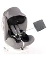 Silla De Auto Lusso Sps Isofix 0-36kg Grey De Lorelli