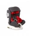 Silla De Auto Lusso Sps Isofix 0-36kg Black & Red De Lorelli