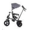 Triciclo Evolutivo Bidirecional Con Bluetooth Y Luz City Asphalt De Chipolino