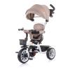Triciclo Evolutivo Con Asiento Giratorio 360º Matrix Vanilla De Chipolino