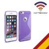 Actecom Funda Iphone 5 Agujero Funda Protectora Silicona Iphone 5 Color Gel De Tpu Suave Con Absorción De Impactos