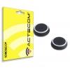 Actecom Grip Protector Joystick Funda Ps4 Tpu Mando Blanco Tapon Agarre Silicona