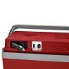 Clatronic Kb 3713 - Nevera Portátil Eléctrica De Viaje Para Coche, Camping, 12v/230v, Capacidad 25 Litros, A++