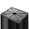 Papelera Big-box Swing Tamaño Xl 52 L Negra 0860-241 Hailo