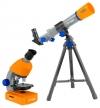 Set De Telescopio Y Microscopio Bresser