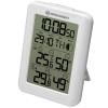 Reloj Con Termómetro E Higrómetro Myclimate Bresser - Blanco