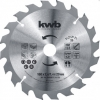 Disco De Corte Para Sierra Circular Hm D.190 X 30/20/16 X 30z Kwb
