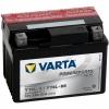 Varta Batería De Motocicleta Powersports Agm Yt4l-4 / Yt4l-bs