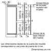 Combi Integrable Balay 3kif711s 1.77m