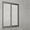 [casa.pro] Película Protectora Adhesiva Frosted/escarchada (75cm X 3m) Espátula /raspador Incluido Película Protectora Vidrio Esmerilado