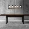 [lux.pro] Lámpara De Techo - 5 Soportes - De Diseño En Negro (salón, Comedor)