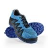[pro.tec] Zapatos De Seguridad - Azul, Talla: 46 - Zapatos Cómodos Para Trabajar - Calzado De Seguridad - Zapatos Deportivos - Al Aire Libre - Air Mesh