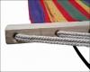 Hamaca Xxl (multicolor) (150 X 210 Cm) Superficie Para Tumbarse [casa.pro]