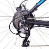 """Ncm Moscow 27,5"""" Bicicleta Eléctrica De Montaña, 250w, Batería 48v 13ah 624wh, Negro"""