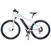 """Ncm Moscow Plus 29"""" Bicicleta Eléctrica De Montaña, 250w, Bat. 48v 16ah 768wh, Blanco"""