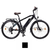 "Bicicleta Eléctrica Venice Plus 28"" batería 48v 16ah 768wh Celdas Panasonic, Negra"