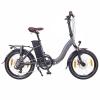 """Ncm Paris 20"""" Bicicleta Eléctrica Plegable, Batería 36v 15ah 540wh, Gris"""