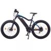 """Ncm Aspen 26"""" Bicicleta Eléctrica, Fat Bike, 48v 13ah 624wh, Negro"""