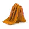Mochila  Toalla De Playa  De 150 X70cm Color Naranja